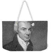 William Wilberforce Weekender Tote Bag