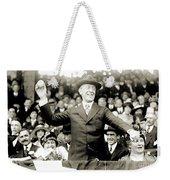 Woodrow Wilson (1856-1924) Weekender Tote Bag
