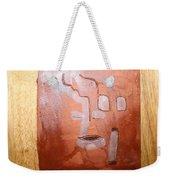 Yell - Tile Weekender Tote Bag