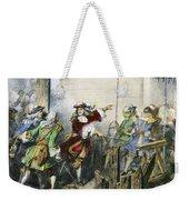 Louis Xiv (1638-1715) Weekender Tote Bag