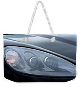 2002 Chevrolet Corvette Head Light Weekender Tote Bag
