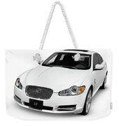 2009 Jaguar Xf Luxury Car Weekender Tote Bag