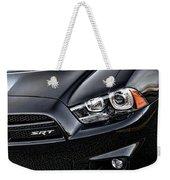 2012 Dodge Charger Srt8 Weekender Tote Bag