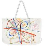 2012 Drawing #13 Weekender Tote Bag