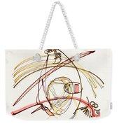 2012 Drawing #7 Weekender Tote Bag