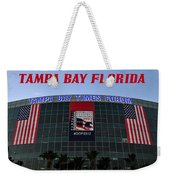 2012 Gop Convention Site Weekender Tote Bag