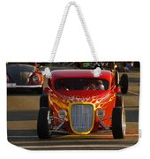 2012 Grants Pass Cruise - Hot Rod Rules Weekender Tote Bag