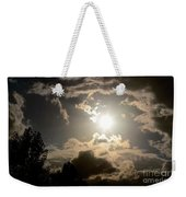 2012 Sunset October 26 Weekender Tote Bag