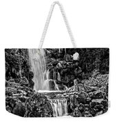 20120915-dsc09800_bw Weekender Tote Bag by Christopher Holmes