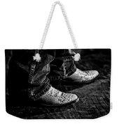 20120928_dsc00448_bw Weekender Tote Bag