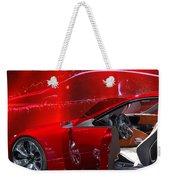 2013 Lexus L F - L C Weekender Tote Bag