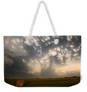 Storm Clouds Saskatchewan Weekender Tote Bag