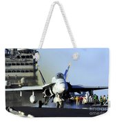 An Fa-18c Hornet Launches Weekender Tote Bag