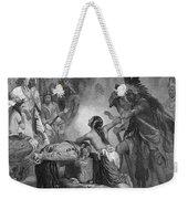 Pocahontas (1595?-1617) Weekender Tote Bag