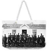 Civil War: Black Troops Weekender Tote Bag