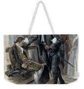 Benjamin Franklin (1706-1790) Weekender Tote Bag by Granger