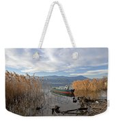Lake Maggiore Weekender Tote Bag by Joana Kruse