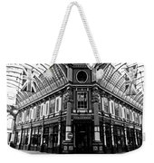 Leadenhall Market London Weekender Tote Bag