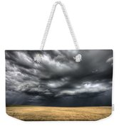 Storm Clouds Saskatchewan Weekender Tote Bag