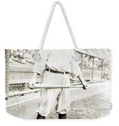 George H. Ruth (1895-1948) Weekender Tote Bag by Granger