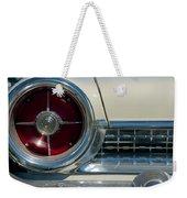 1963 Ford Galaxie Weekender Tote Bag