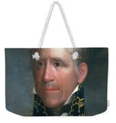 Andrew Jackson, 7th American President Weekender Tote Bag by Photo Researchers