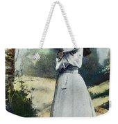 Annie Oakley (1860-1926) Weekender Tote Bag