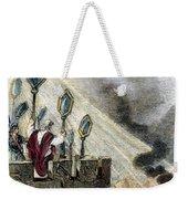 Archimedes (287?-212 B.c.) Weekender Tote Bag