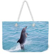 Atlantic Bottlenose Dolphin Weekender Tote Bag