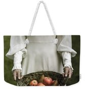 Basket With Fruits Weekender Tote Bag