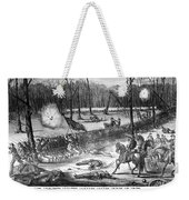 Battle Of Shiloh, 1862 Weekender Tote Bag