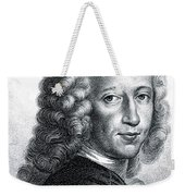 Bernhard Siegfried Albinus, Dutch Weekender Tote Bag