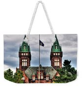 Buffalo Psychiatric Center Weekender Tote Bag