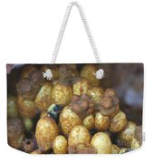 Bumblebee Nest Weekender Tote Bag