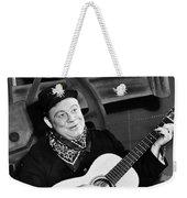 Burl Ives (1909-1995) Weekender Tote Bag