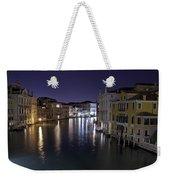 Canal Grande Weekender Tote Bag