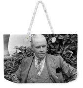 Carl Van Vechten (1880-1964) Weekender Tote Bag
