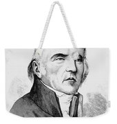 Chevalier De Lamarck Weekender Tote Bag by Granger