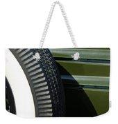 Chevrolet Emblem Weekender Tote Bag