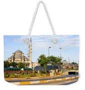 City Of Istanbul Weekender Tote Bag