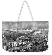 Civil War: Fredericksburg Weekender Tote Bag