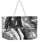 Clemens: Tom Sawyer Weekender Tote Bag
