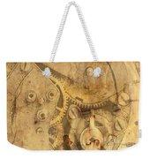Clockwork Mechanism Weekender Tote Bag