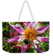 Dahlia Named Lorona Dawn Weekender Tote Bag