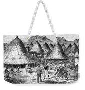 David Livingstone (1813-1873) Weekender Tote Bag