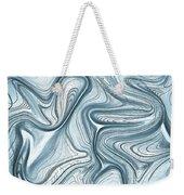 Digital Art Abstract Weekender Tote Bag