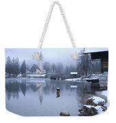 First Dawn Weekender Tote Bag