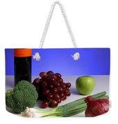 Foods Rich In Quercetin Weekender Tote Bag
