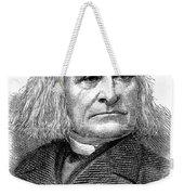 Franz Liszt (1811-1886) Weekender Tote Bag