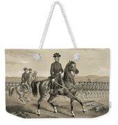 Franz Sigel (1824-1902) Weekender Tote Bag
